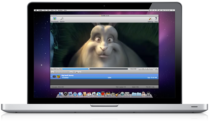Screen Spotnet Mac